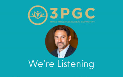 """Ep. 27  Aaron Turner  """"State of the 3P Global Community"""""""